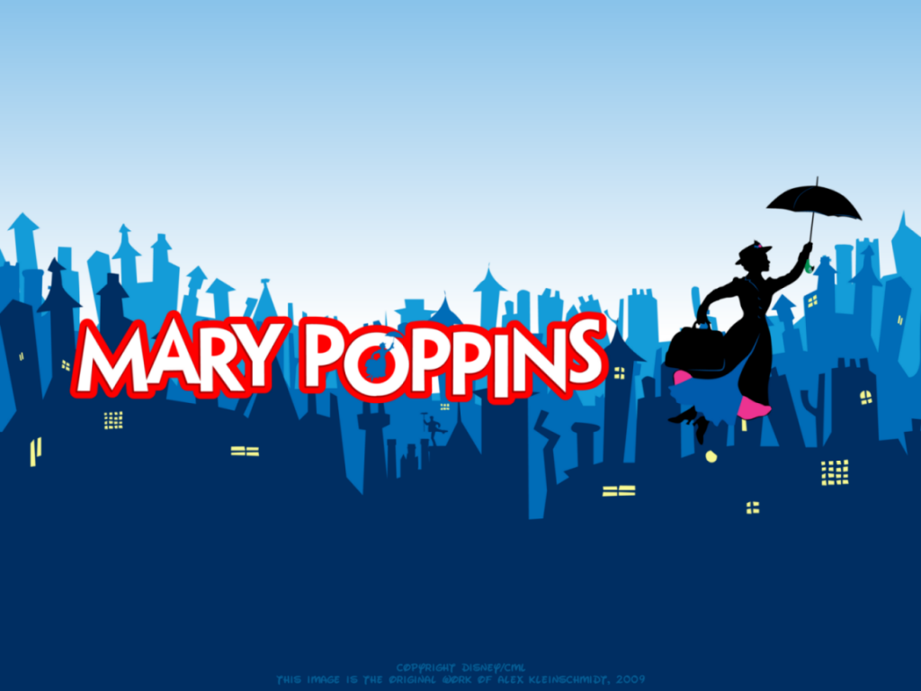 【ディズニー映画】『メリー・ポピンズ』ネタバレ感想・解説・考察|100年先も愛される理由
