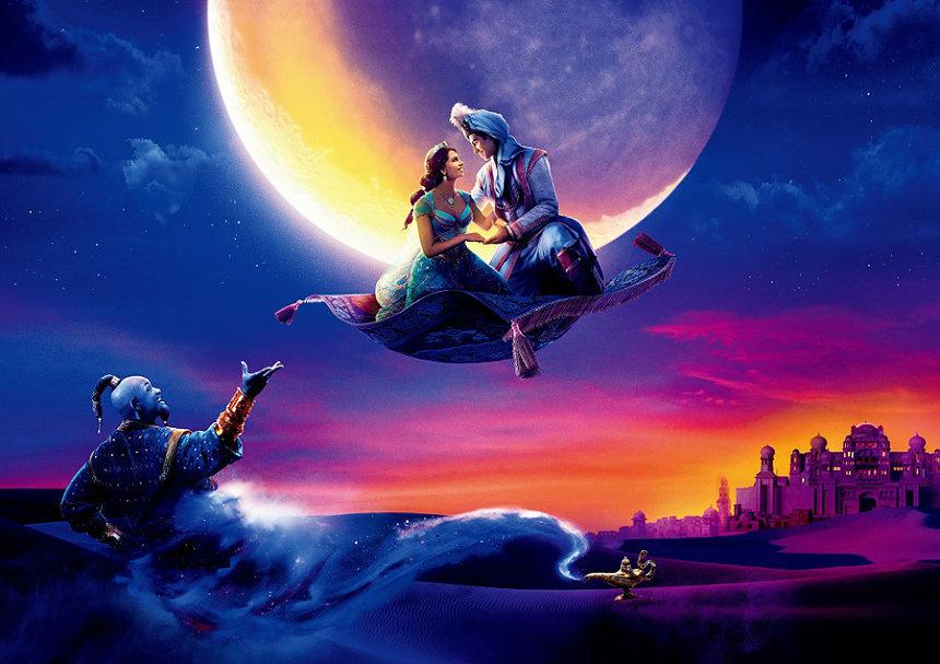 【ディズニー映画】『アラジン』ネタバレ感想・解説・考察|ある1点は最高!それ以外はモヤモヤが残る・・