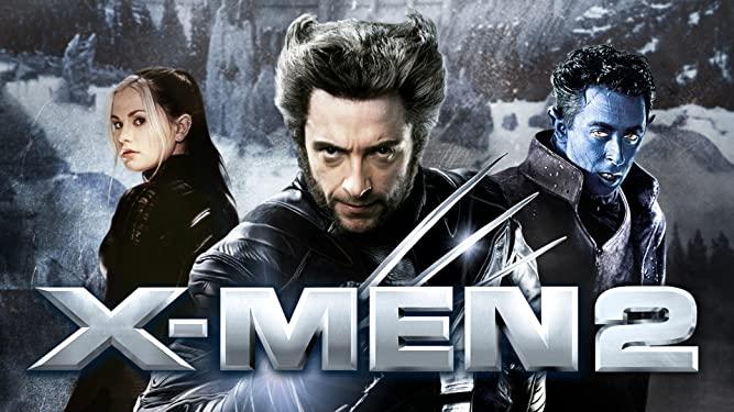 『X-MEN2』無料フル動画を今すぐ視聴する方法【ネタバレなし感想・解説】